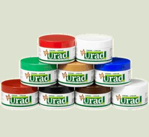 urad en pot couleurs