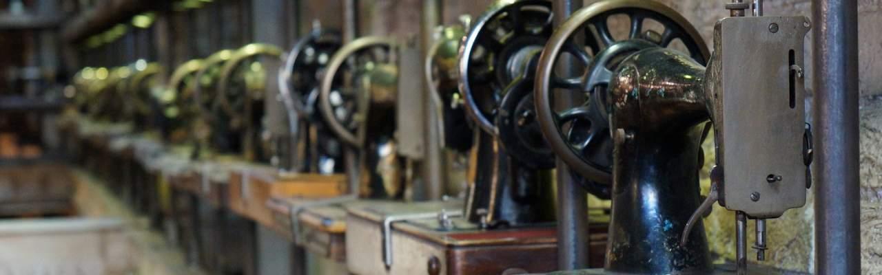 La machine à coudre